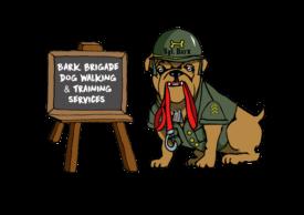 Bark Brigade Dog Walker and Trainer in Carnoustie